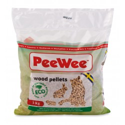PeeWee wood pellets bag 5L (3 kg)